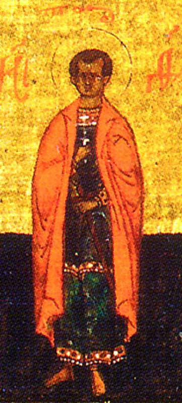img ST. THEODOTUS of Ancyra, Martyr