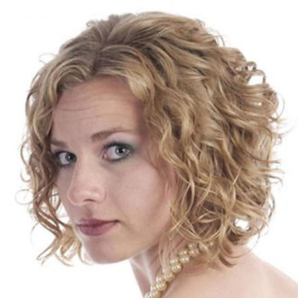 26 Lovely Perm Cut Hairstyles