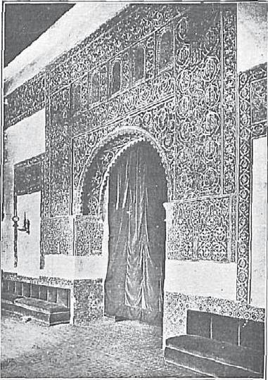 Casa de Mesa en 1910. Foto de R. González para Revista Gran Vida