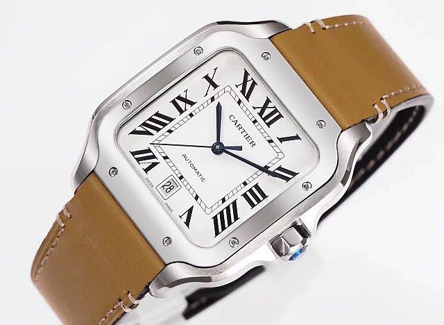 Cartier Santos 100 WSSA0009 Replica