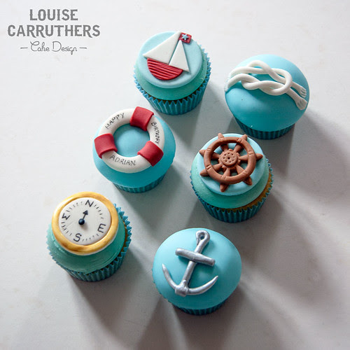 Cupcakes - We Are Sailing