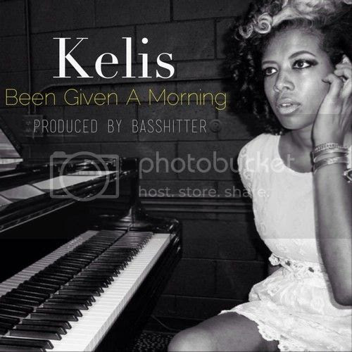 New Music: Kelis - 'Been Given A Morning'...