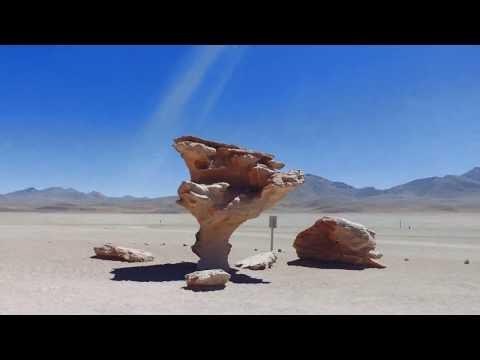Lugares interesantes de Bolivia (Video)