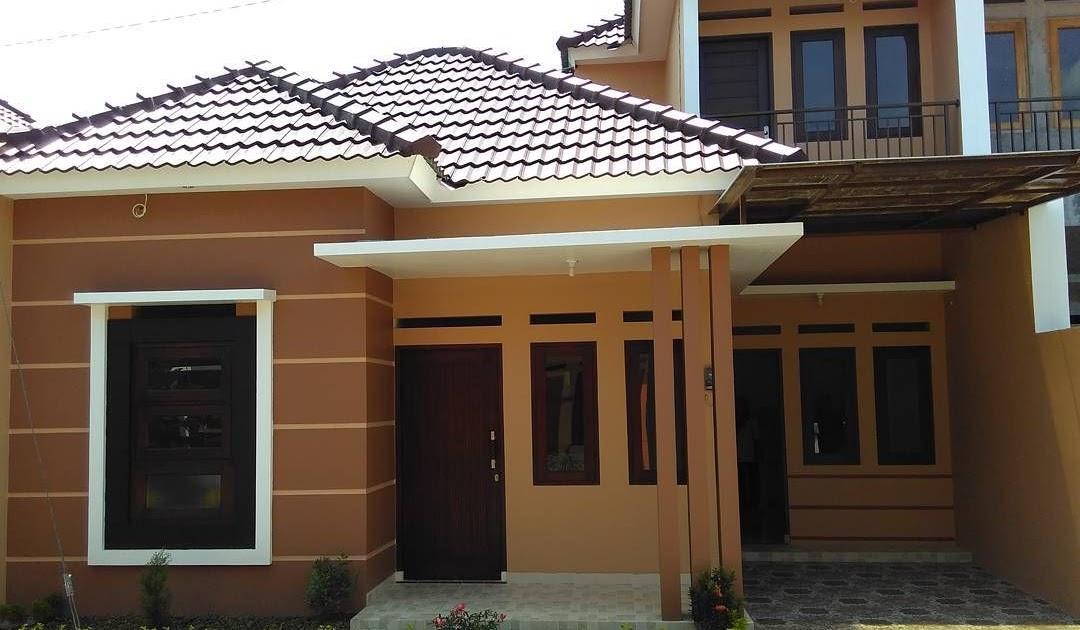 Warna Cat Rumah Minimalis Tampak Depan Terbaru Desain ...