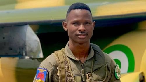 How I Survived Military Jet Shot Down By Bandits – Nigerian Air Force Pilot