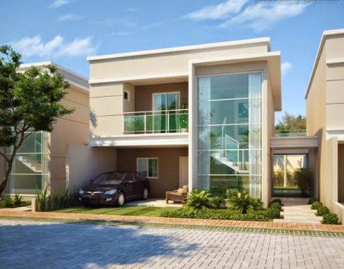16+ model rumah minimalis terbaru lantai 2 type 36, info