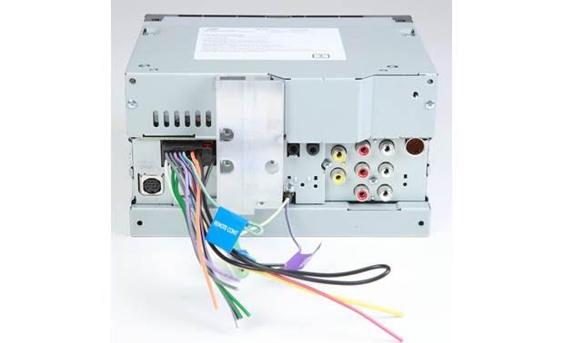 Jvc Kw V250bt Wiring Diagram