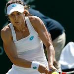Tennis - WTA - Eastbourne : Cornet tombe en quarts
