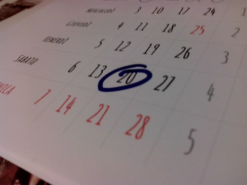 Data sul calendario da ricordare by Ylbert Durishti