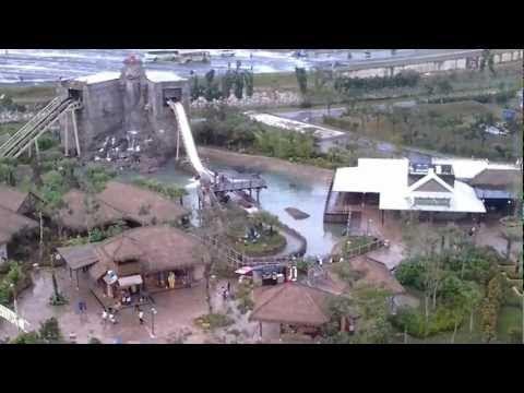 Pengalaman Menaiki Tower Di Legoland