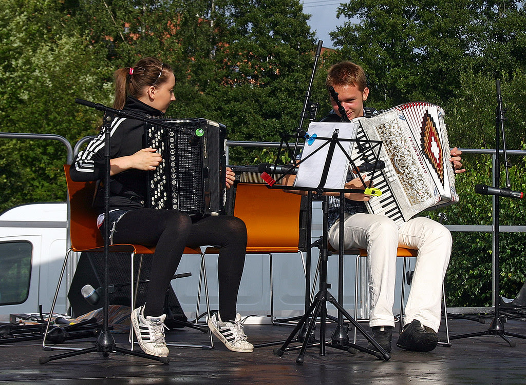 The Accordion Virtuosi