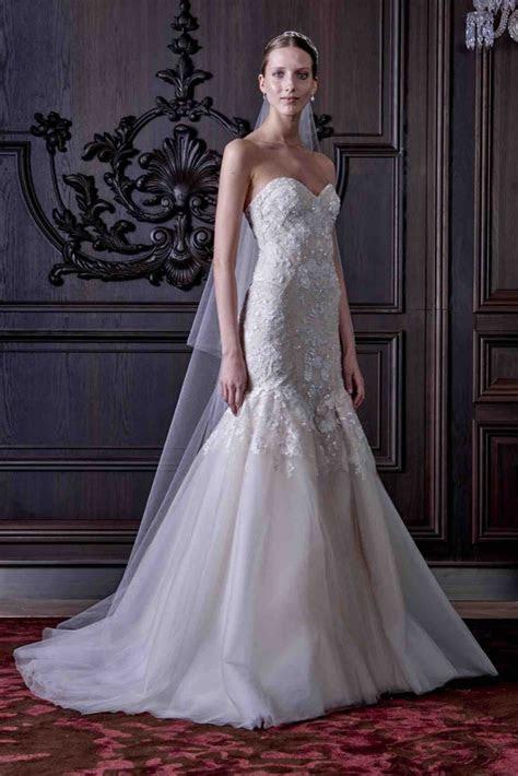 Monique Lhuillier Wedding Dresses 2016   MODwedding