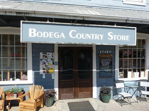 Bodega California V by Jack Crossen