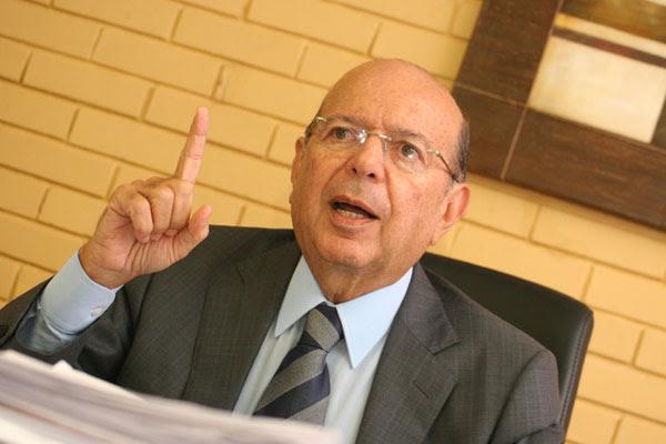 Ex-governador Iberê Ferreira de Souza emitiu nota no início da noite