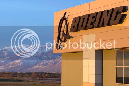 Piknik ke pabrik Boeing...
