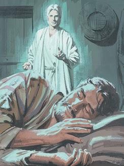 Bible Stories for Children: An Angel Visits Joseph - Baby Jesus Series