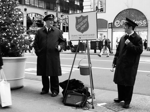 Salvation Army, Fifth Avenue