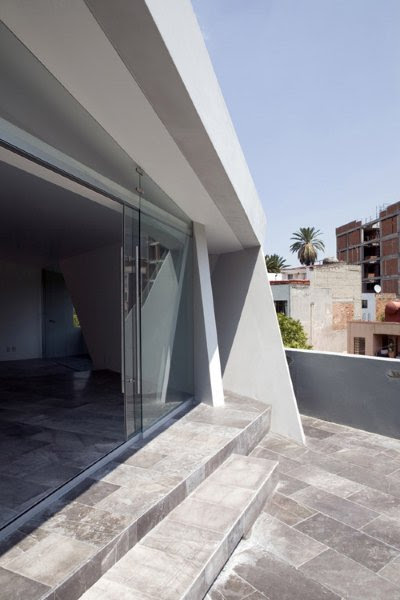 Casa Ozuluama - Architects Collective & at103