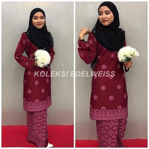 koleksi edelweiss baju pengantinbaju nikah  tunang