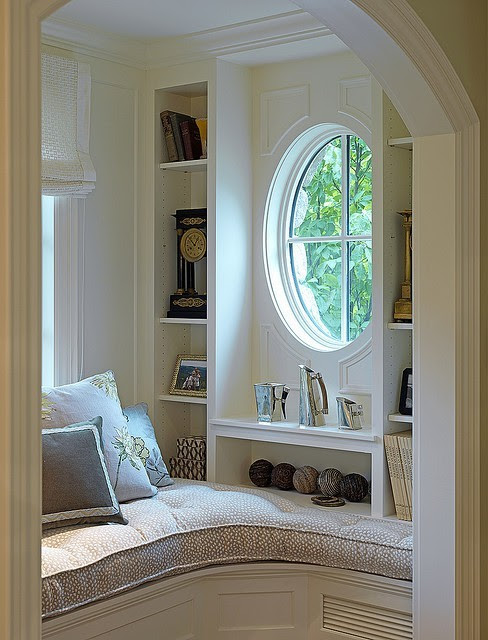 therealdinas:  I need a reading nook in my house one day.
