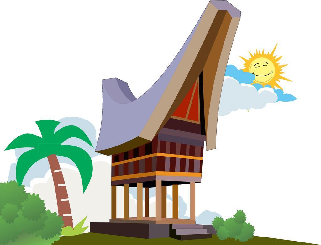 700 Gambar Rumah Adat Toraja Kartun HD Terbaik Gambar