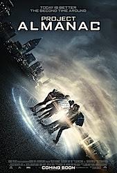 Project Almanac Poster