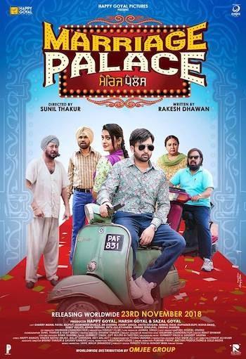 Marriage Palace 2019 Punjabi 720p WEB-DL 1GB
