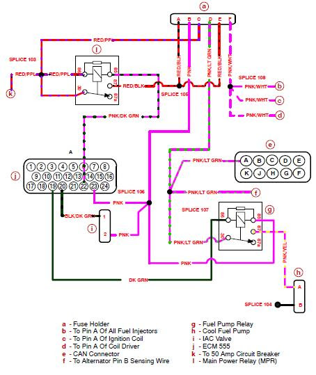 34 Mercruiser 50 Wiring Diagram