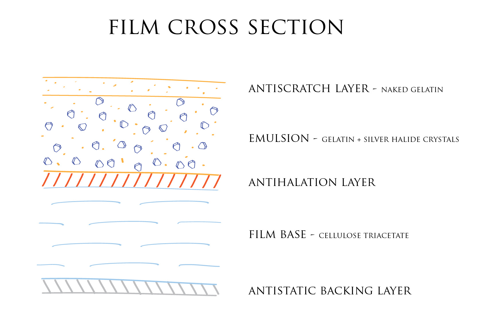 Film Processing Chemistry How Does It Work Film Photography Blog