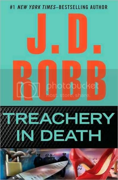 Treachery in Death Cover