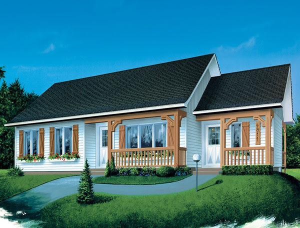 Casas de madera prefabricadas casilla prefabricada economicas - Casa de maderas prefabricadas ...