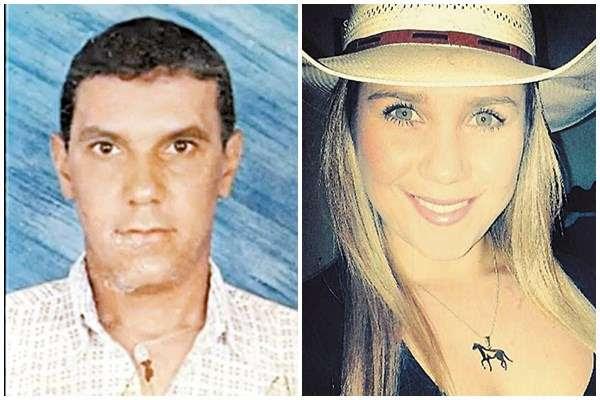 Exames grafotécnicos confirmaram que Joaquim escrevia bilhetes para amedrontar a jovem Loanne Rodrigues Costa  (Reprodução/Facebook)