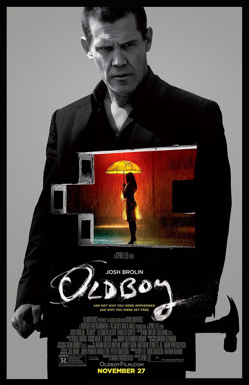 Oldboy DVD Release Date  Redbox, Netflix, iTunes, Amazon