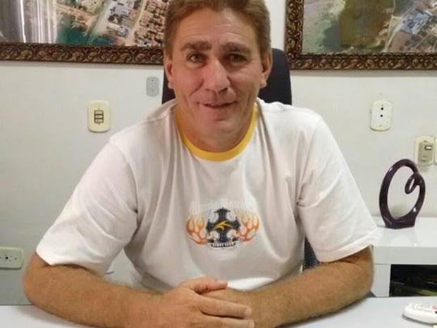Marcos Fernandes disputou a reeleição em 2016 pelo PSD, mas perdeu a campanha.  (Foto: Arquivo Pessoal)