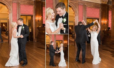 Metropolitan Club DC Wedding