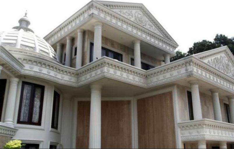 Foto Rumah Mewah Para Artis Indonesia Desain Rumah ...