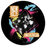 "New Kids on the Block To the Point 6"" Button"