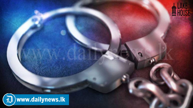 Ipalogama PS member arrested