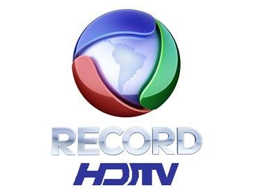 RECORD HD ESTÁ COM SINAL ABERTO NO SATÉLITE SES 4 - 30/01/17