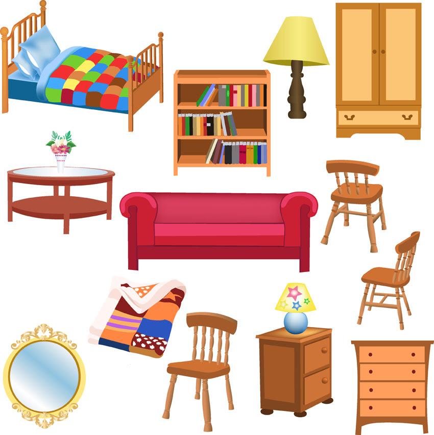furniture clipart home furniture clipart 2