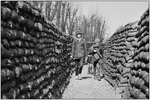 trenches of death