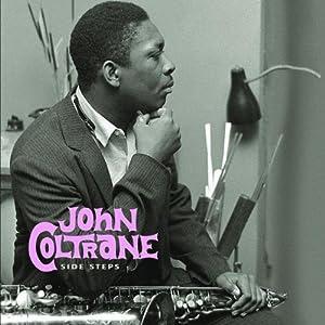 John Coltrane Side Steps cover