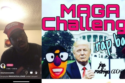 Avatar of Trump #MAGAChallenge at TikTok Rival Triller Sparks Resignations, Protests (Exclusive)