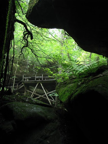 Dismal's Canyon, Alabama
