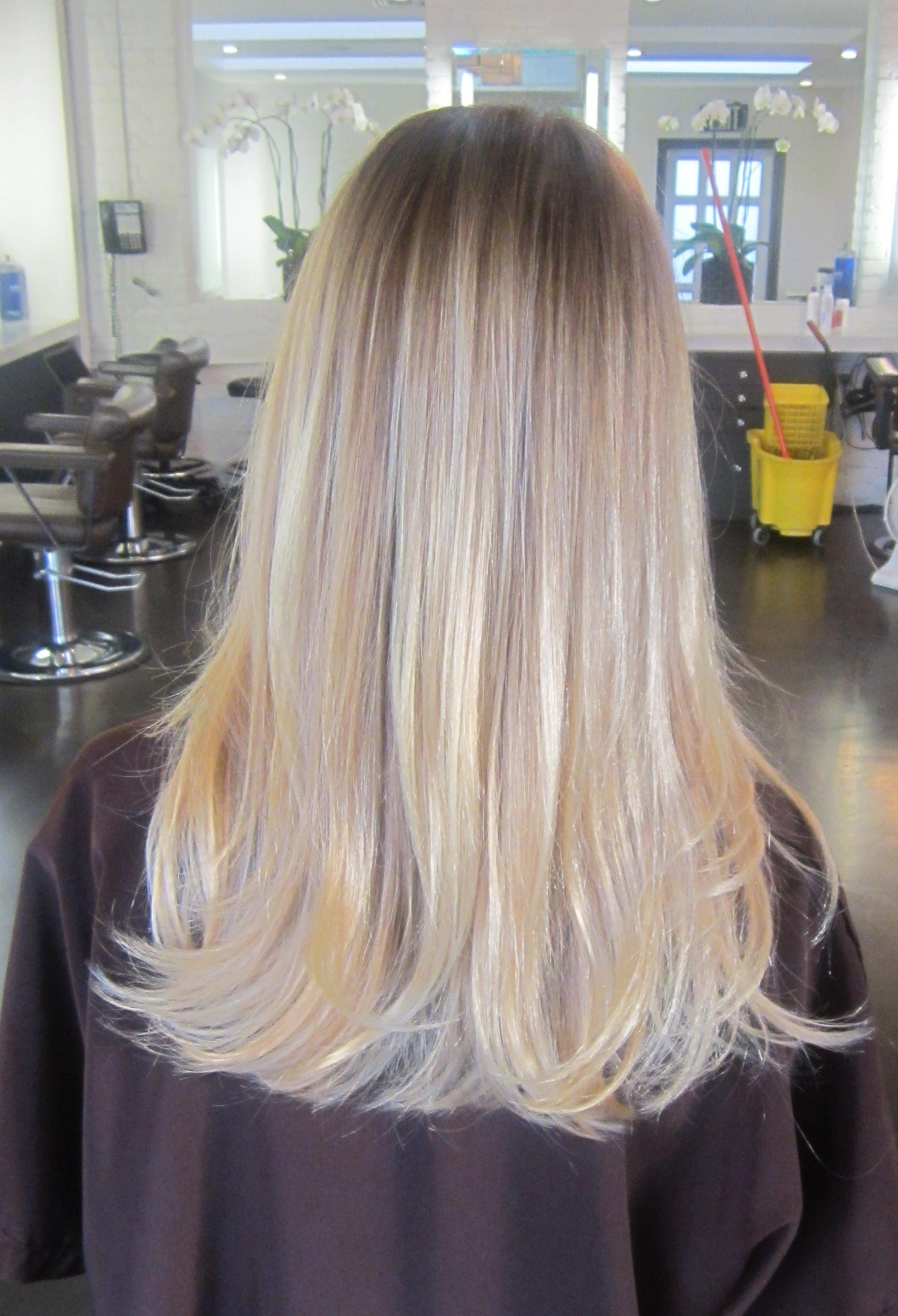 Light Blonde Hair Highlights 2015 New Hair Style