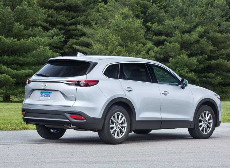 The Gas Mileage On A 2016 Mazda Cx 9 | 2017 - 2018 Best Cars Reviews ...