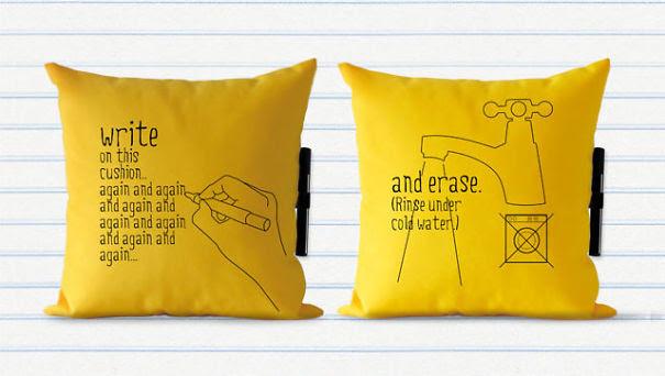 Notepad Pillow