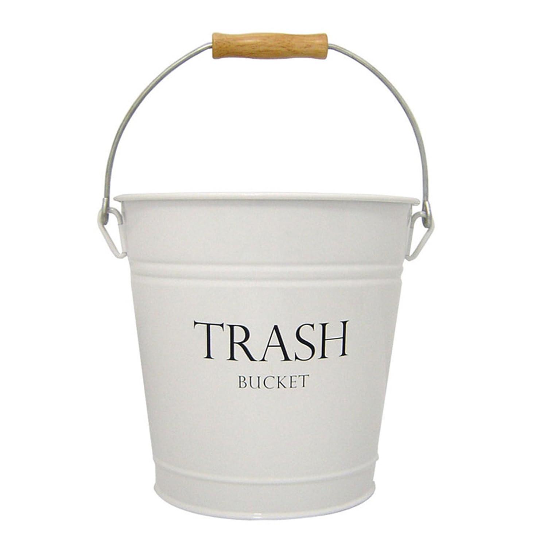Amazon.com: Wastebaskets - Bathroom Accessories: Home & Kitchen