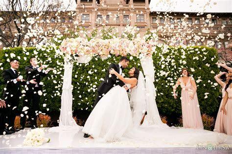 The Langham Huntington Pasadena Wedding   Emily & Michael