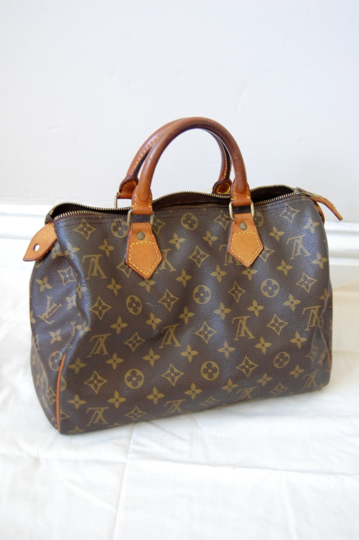 Clean Vintage Louis Vuitton Handbag